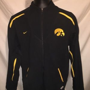 Iowa Hawkeyes Nike Fit Therma Jacket Size XL